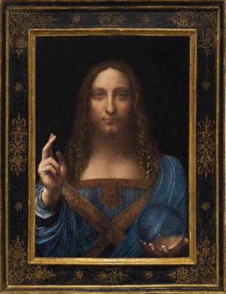 Cine e cumparatorul misterios care a platit 450 milioane de dolari pentru un tablou da Vinci