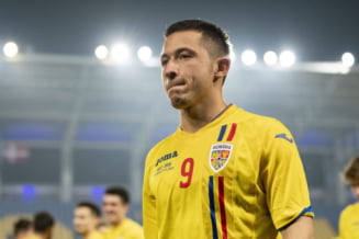 Cine e fotbalistul de la tineret acuzat ca joaca pentru el, ca sa prinda un transfer in strainatate