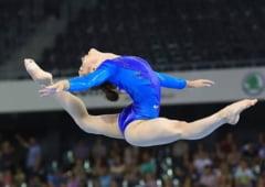 Cine e gimnasta din Romania care a vrut sa se lase de sport, iar acum merge la Olimpiada. A plans de fericire