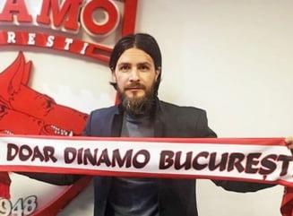 Cine e noul manager sportiv de la Dinamo. A fost acuzat de constituirea unui grup infractional organizat
