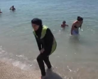 Cine e omul de afaceri care plateste toate amenzile femeilor ce poarta ilegal burkini si niqab in Franta