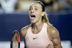 Cine e singura jucatoare din Romania care a iesit din Top 100 WTA