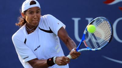 Cine e uriasa de 1,90 m, cea mai inalta jucatoare din tenisul feminin actual FOTO