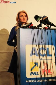 Cine este Alina Gorghiu, noul presedinte al PNL