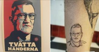 Cine este Anders Tegnell, noul erou al suedezilor: Oamenii isi fac tatuaje cu chipul sau