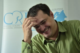 Cine este Cristian Ghinea, noul ministru al Fondurilor Europene