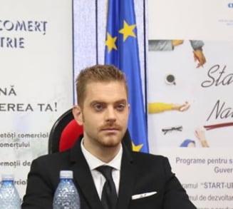 Cine este Ilan Laufer, absolvent de Sport ajuns ministru la IMM-uri, personaj monden cu o avere impresionanta