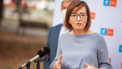 Cine este Ioana Mihaila, propunerea USR PLUS pentru functia de ministru al Sanatatii