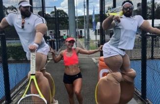 Cine este Lauren Davis, urmatoarea adversara a Simonei Halep la Australian Open