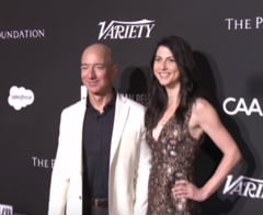 Cine este MacKenzie Bezos, femeia care ar putea deveni cea mai bogata de pe planeta, in urma divortului