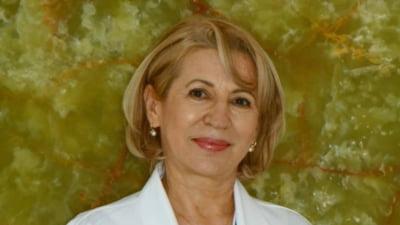 """Cine este Maria Nitescu, demisa de la conducerea spitalului """"Matei Bals"""". Urmasa lui Streinu Cercel, acuzata de Voiculescu de """"lipsa de profesionalism si tafna"""""""