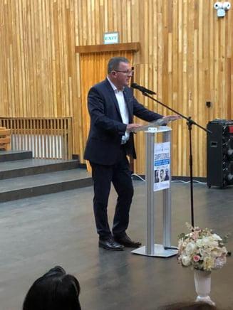 Cine este Nechita-Adrian Oros, propus ministru al Agriculturii si Dezvoltarii Rurale