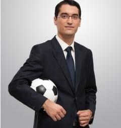 Cine este Razvan Burleanu, noul presedinte al Federatiei Romane de Fotbal