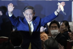 Cine este Yoshihide Suga, 71 de ani, noul premier al Japoniei. Povestea de viata si cariera politica