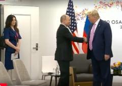 Cine este dansatoarea sexy cu care Putin a încercat să-i distragă atenția lui Trump. Dezvăluiri din culise ale unei foste purtătoare de cuvânt VIDEO