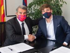 Cine este fotbalistul care a semnat un contract cu FC Barcelona cu o clauza de 500 de milioane de euro
