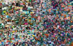 Cine este misteriosul iubitor de arta care a platit 69,3 milioane de euro pentru un colaj de 5.000 de imagini virtuale semnat de un artist american