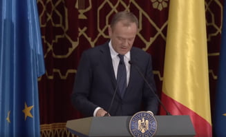 Cine i-a tradus discursul lui Donald Tusk si cum a ajuns sa pronunte asa bine in limba romana