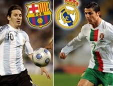 Cine marcheaza cele mai frumoase goluri, Messi sau Ronaldo? (Video)