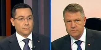 Cine minte dintre Ponta si Iohannis? Ce s-a votat legat de legea amnistiei si gratierii in Parlament