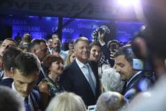 Cine nu l-a aplaudat pe Klaus Iohannis la Romexpo. Putea presedintele sa faca mai mult?