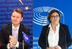 Cine sunt Siegfried Muresan si Adina Valean, cele doua propuneri de comisar european facute de guvernul PNL