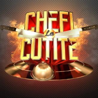 Cine sunt finalistii Chefi la cutite care se lupta pentru un premiu in valoare de 30.000 de euro