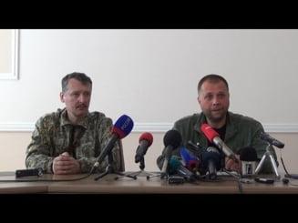"""Cine sunt liderii separatistilor din Ucraina: rusi antrenati in Transnistria, lupta pentru """"drepturile omului"""""""