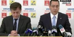 Cine sunt ministrii din guvernul Ponta?
