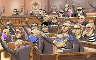 """Cine sunt parlamentarii care au votat pentru modificarea Codului Penal. Toti liberalii au spus """"Da"""""""