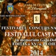 Cine sunt premiantii Festivalului Castanilor- In memoriam Gabi Dobre