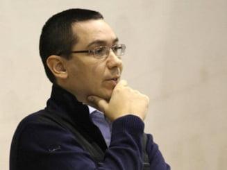 Cine sunt profesorii care au stabilit ca Victor Ponta a plagiat