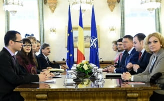Cine sunt si ce vor reprezentantii societatii civile cu care a discutat Iohannis Interviu
