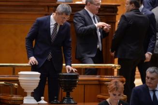 Cine sustine motiunea de cenzura? Declaratiile liderilor politici inainte de votul din Plen