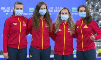 Cine transmite meciul de Fed Cup dintre Romania si Italia