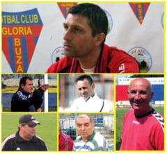 Cine va fi antrenorul Gloriei Buzau?