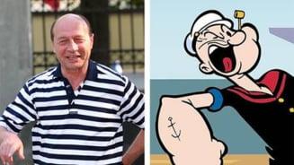 Cine va fi presedintele Romaniei: Popeye marinarul, Fat Frumos sau Pinochio?