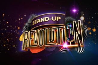 Cine va prezenta emisiunea Stand-Up Revolution, primul stand-up comedy la o televiziune din Romania
