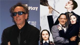"""Cineastul Tim Burton pregateste un serial """"Familia Addams"""""""