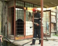 Cinematograful din Beius: O ruina in flacari!