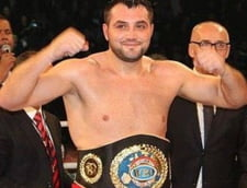 Ciocan revine in ring: Cu ce pugilist de top se bate vineri