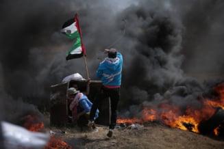 Ciocniri intre palestinieni si politia israeliana, pentru a doua noapte consecutiv la Ierusalim