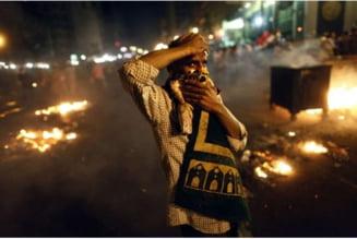 Ciocniri violente in Egipt, pe masura ce Guvernul se contureaza