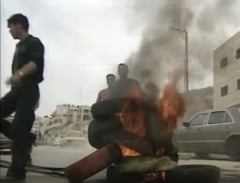Ciocniri violente la comemorarea mortii lui Yasser Arafat: Zeci de palestinieni impuscati