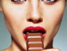 Ciocolata amaruie taie apetitul de Sarbatori