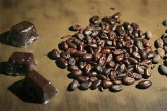Ciocolata neagra, remediu pentru tratarea cirozei
