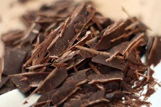 Ciocolata neagra imbunatateste vederea