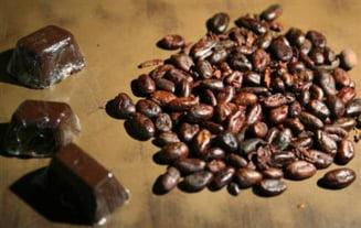 Ciocolata neagra previne ridurile