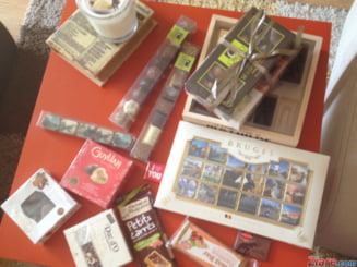 Ciocolata stimuleaza memoria si concentrarea