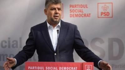 """Ciolacu: """"Ar trebui sa vina 20 de voturi si din actualul arc guvernamental pentru ca motiunea de cenzura sa treaca"""""""